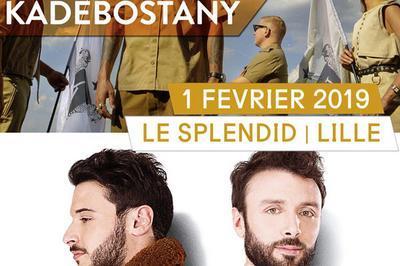 Kadebostany + Diva Faune à Lille