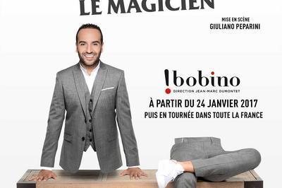 Kamel le magicien à Chateaudun