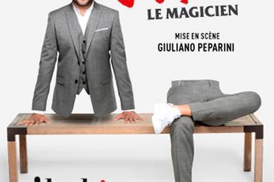 Kamel Le Magicien à Besancon
