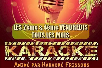 KARAOKÉ DANSANT | Avec Love Song Frissons à Montpellier