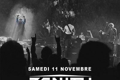 Kasabian à Paris 19ème