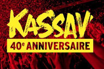 Kassav' 40e Anniversaire à Montpellier