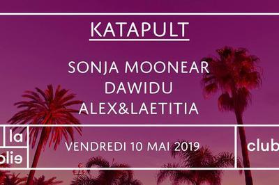 Katapult Avec Sonja Moonear, Dawidu, Alex Et Laetitia à Paris 19ème
