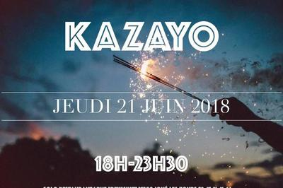 Kazayo à Joue les Tours