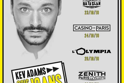 Kev Adams à Paris 11ème