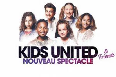 Kids United à Brest