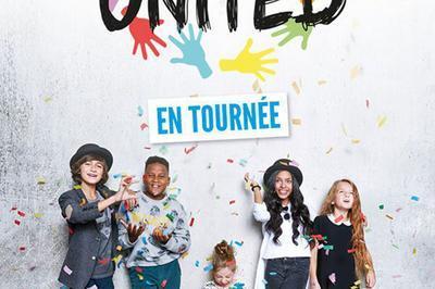 Kids United à Clermont Ferrand
