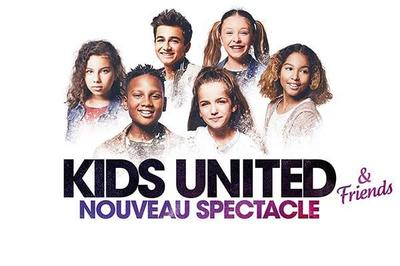 Kids United à Tours