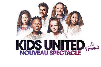 Kids United à Caen