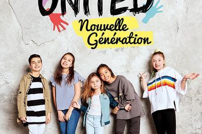 Kids United - Nouvelle Generation à Amneville