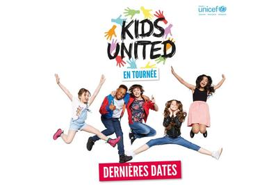 Kids United Nouvelle Generation à Lille