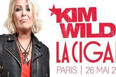 Kim Wilde à Paris 18ème