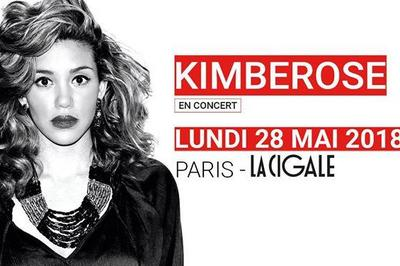 Kimberose à Paris 18ème