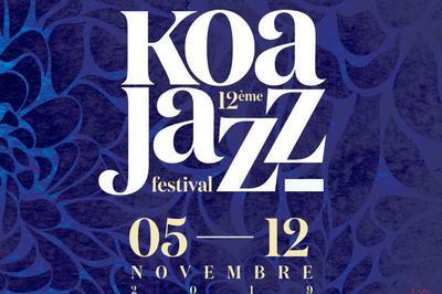 Koa Jazz Festival : Electric Pop Art Ensemble à Saint Jean de Vedas