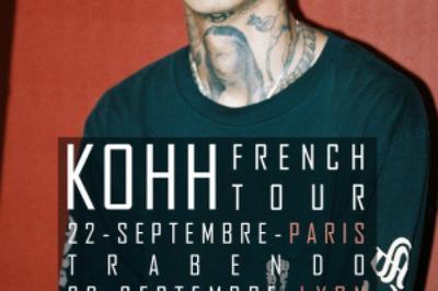 Kohh + Guest à Bordeaux