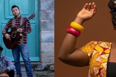 Komasi et Elida Almeida - Concert gratuit en plein air à Gennevilliers