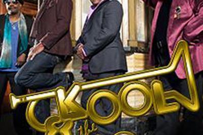 Kool And The Gang à Saint Raphael