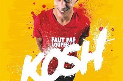 Kosh Dans Faut Pas Louper L'Kosh à Perols