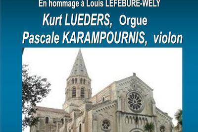 Kurt Lueders - Pascale Karampournis à Nimes