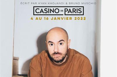 Kyan Khojandi Dans Une Bonne Soirée à Paris 9ème