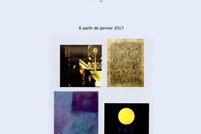 Exposition de peinture contemporaine à Grenoble