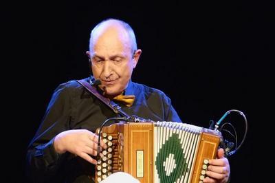 L'accordéon jazzy avec Jacques Veschambre à Blois