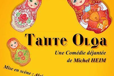 Tante Olga à Nice