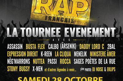 L'Age D'Or Du Rap Francais à Chambery