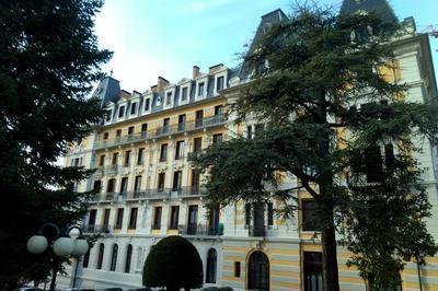L'ancien Palace Bernascon, Son Architecture Et Ses Hôtes à Aix les Bains