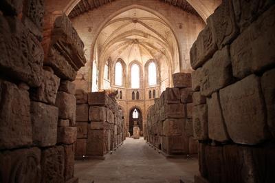 L'ancienne Église Notre Dame De Lamourguier à Narbonne