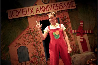 L'anniversaire de Capucine à Paris 9ème