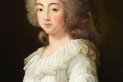 L'anti Marie-antoinette, Marie-joséphine Louise De Savoie à Paris 8ème