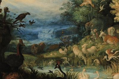 L'arche Et Ses Animaux Font Escale Au Musée : Exposition Des Travaux D'atelier à Reims