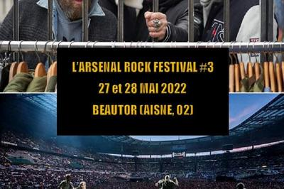 L'arsenal Rock Festival 2022