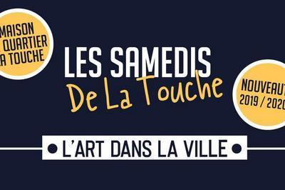 L'art dans la ville - Les Samedis de La Touche à Rennes
