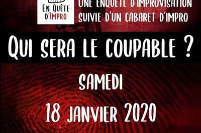 L'association Les Amis du Toukoul présente En Quête d'Impro à Bois Grenier