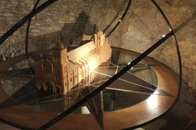 L'atelier Découverte De La Basilique De Vézelay à Vezelay