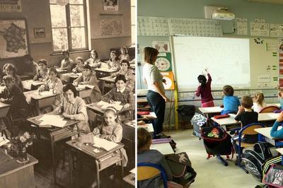 L'école À Travers L'histoire à Saint Etienne de saint Geoirs