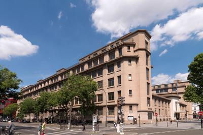 L'école Des Femmes : Le Lycée Hélène-boucher À Paris, Un Exemple De L'architecture Scolaire Des Années 1930 à Paris 20ème