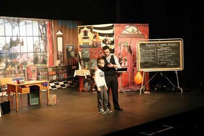 L'école des magiciens à Verneuil sur Seine