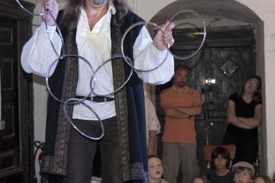 L'école des sorciers à Concoret