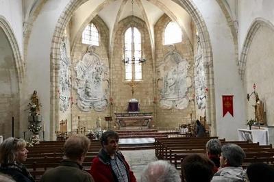 L'église Notre-dame De Grâce à Narbonne