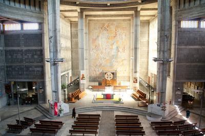 L'église Notre-dame-de-victoire à Lorient