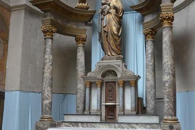 L'église Saint-charles à Sedan