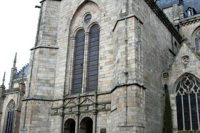 L'église Saint-malo De Dinan