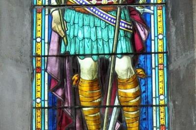 L'église Saint-maurice Et Ses Vitraux Bégule à Neuville les Dames