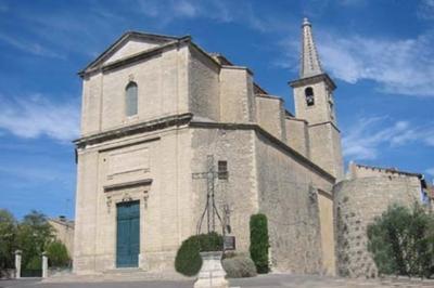 L'église Saint-symphorien à Caumont-sur-durance à Caumont sur Durance