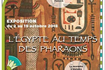L'Egypte au temps des pharaons à Fameck