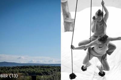 L'Envolée cirque - Lichen - Patrimoine en Mouvement à Aix en Provence