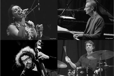 L'Epopée du Jazz Vocal avec le Quartet L. Donnat / F. Devienne / S. Dochy / S. Dewaele à Dunkerque